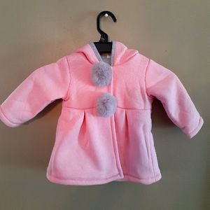 New Baby Toddler Girl Coat